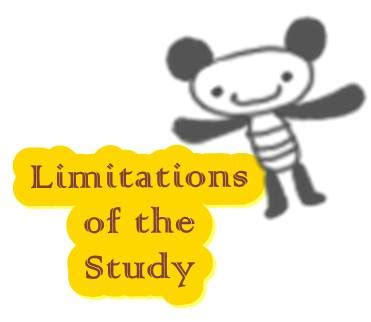 thesis scope and delimitation example